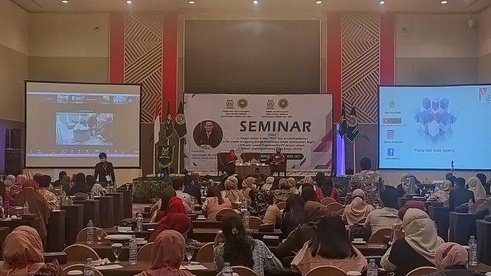 Ikatan Notaris Indonesia Parepare - IPPAT Sulsel Gelar Seminar, Diikuti 279 Peserta