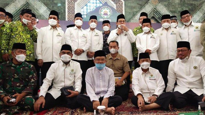 Rektor UMI Prof Basri Modding Jabat Wakil Ketua Majelis Ekonomi Syariah DMI Sulsel