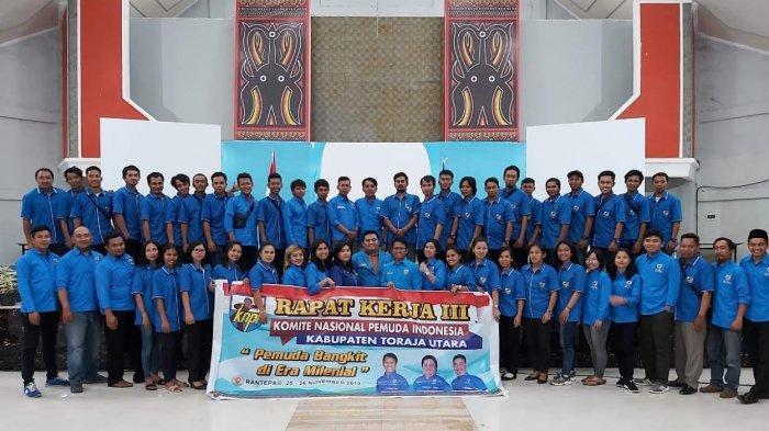 KNPI Toraja Utara Rakerda ke-3, Ketua Bahas Pilkada