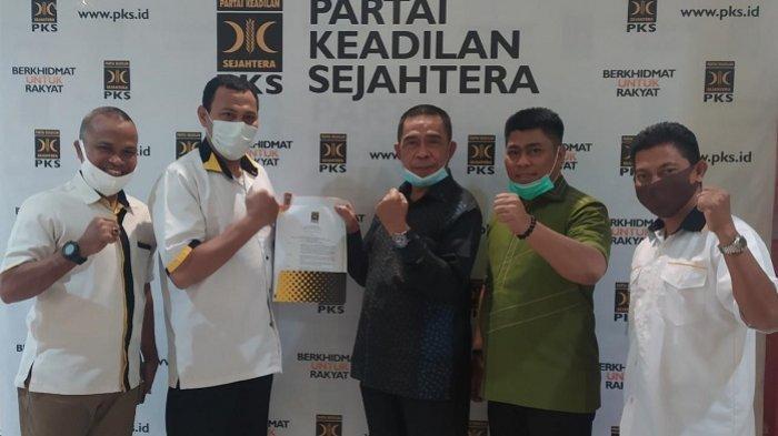 PKS Serahkan Rekomendasi ke Zainuddin-Aji Sumarno, Prof Silo-Daeng Maroa Masih Lobi Politik