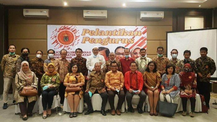 Ika Unhas Bentuk Ika Unhas Wilayah Jatim, Dilantik Bersama Pengurus Kaltim, Sultra dan Papua Barat