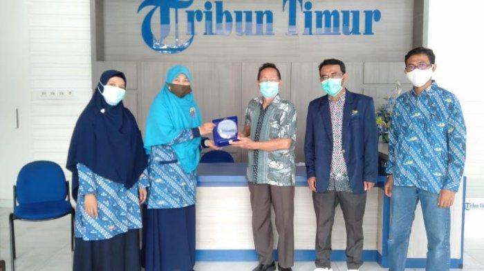 JSIT Sulsel Berkunjung Ke Tribun Timur, Bahas Persiapan Munas di Surakarta