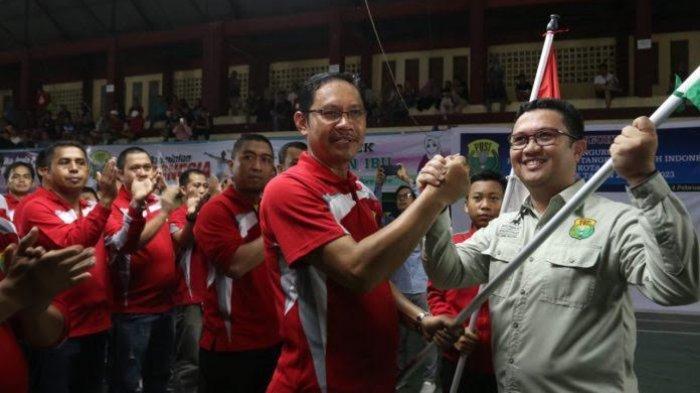 Direktur PAM TM Palopo Jabat Ketua PBSI, Ini Targetnya
