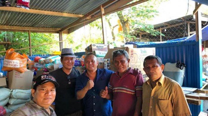 Pengungsi Wamena Pakai Baju sebagai Handuk Habis Mandi