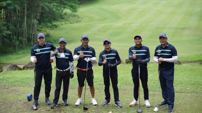 Foto: Club Golf NBM Resmi Terbentuk