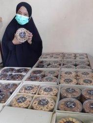 Meski Pandemi Covid-19, Pengusaha Kue Asal Enrekang Bisa Raup Omset Rp 50 Juta Sebulan