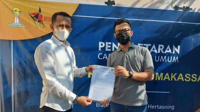 Maulana Risky Ramadhan Siap Bertarung di Muscab Hipmi Makassar
