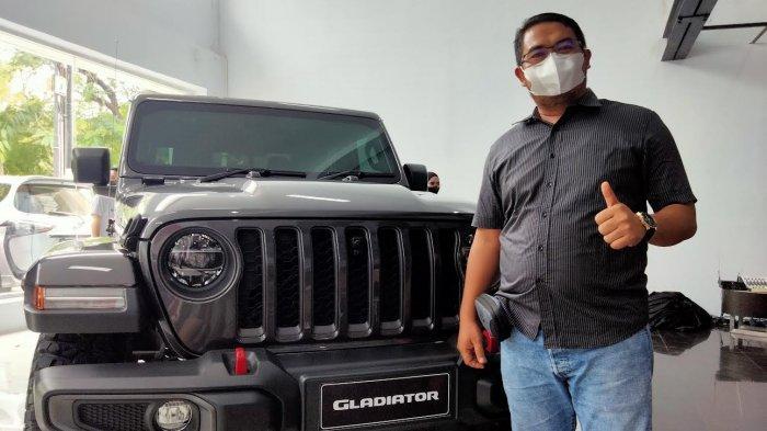 Orang Sudiang Beli Mobil Jeep Gladiator Harga Rp 2, 2 Miliar, Pertama di Makassar