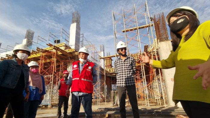 Pembangunan Ciputra School of Business Terus Dikebut, Target Rampung September 2020