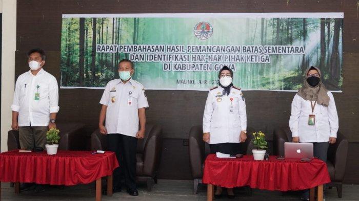 Hutan Malino Mulai Ditata, Pj Sekda Gowa Harap Berjalan Lancar