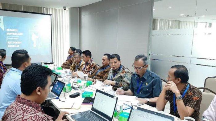 Pj Wali Kota Makassar dan Kajari Makassar Lapor Aset Bermasalah ke KPK