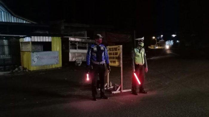 Minimalisir Penyebaran Covid-19, Tim Perketat Akses Masuk di Batas Kota Parepare