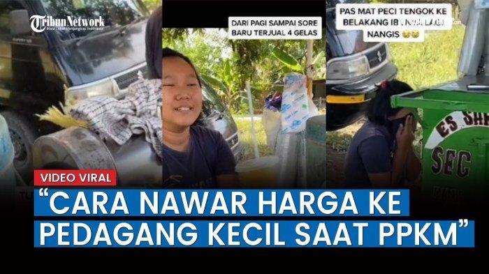 Viral Cara Pria ini Bantu Penjual Es Tebu dengan Terhormat, Beli Segelas dengan Harga Rp500 Ribu