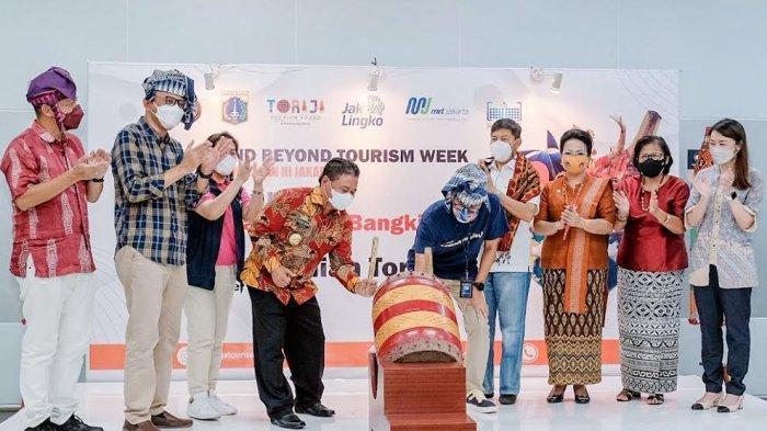 Hadiri Toraja & Beyond Tourism Week di Jakarta, Yohanis Bassang: Ayo ke Toraja