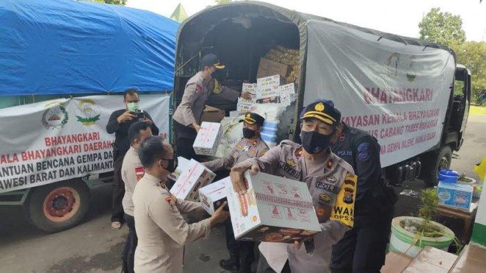 Tanggap Darurat Bencana Gempa Sulbar Ditambah 14 Hari