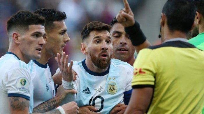 LINKLive StreamingArgentina vs ChileCopa America 2021, Messi Tampil Percaya Diri