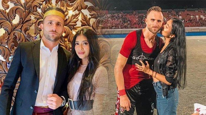Penyebab Lelhy Spaso Istri Penyerang Bali United & Timnas Indonesia Ilija Spasojevic Meninggal Dunia