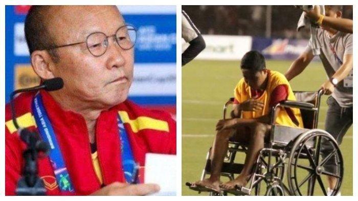Penyebab Pelatih Vietnam Tolak Medali Emas SEA Games Usai Anak Asuhnya Buat Evan Dimas Cedera