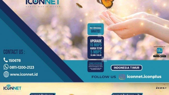 Mau Langganan Iconnet PLN? Khusus Juni Gratis Pemasangan Instalasi