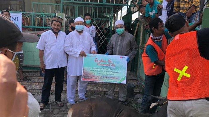 BNI Syariah Salurkan 530 Hewan Kurban Senilai Rp 4,3 Miliar