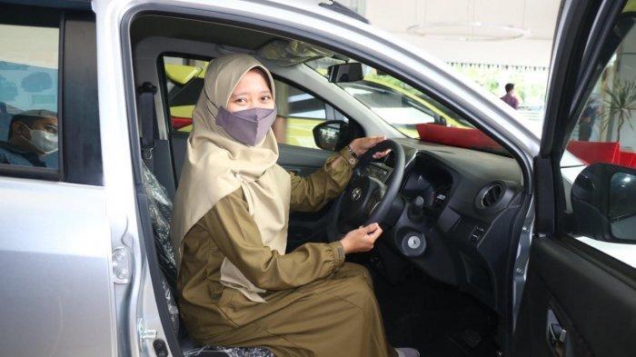 Cerita Putri Athirah Pemenang Grand Prize Toyota Agya, Sempat Tak Mau Ikut Pengundian