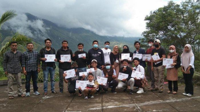 Bangun Nasionalisme Pemuda Enrekang, Irpan Foundation Gelar 5 Lomba