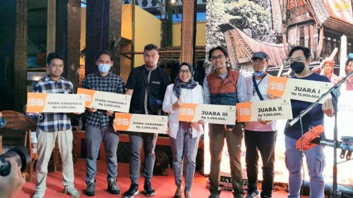 Selamat! Fotografer Yogyakarta Juara Satu Lomba Foto Toraja Highland Festival