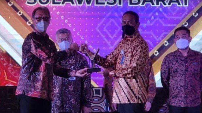 BNI Wilayah 07 Makassar Raih Penghargaan Bank Terinovatif di TPKAD Award 2021