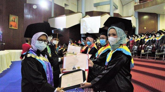 Berikut Daftar Lulusan Terbaik Unhas Periode IV Tahap II TA 2020/2021