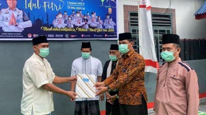 20 Narapidana Rutan Makale Tana Toraja Dapat Remisi Idulfitri
