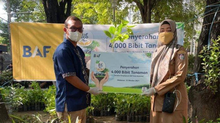 Dukung Penghijauan, BAF Kembali Tanam 22.200 Bibit Pohon