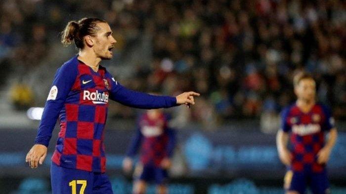 Alasan Antoine Griezmann Tak Lagi Bahagia di Barcelona, Bakal Hengkang?