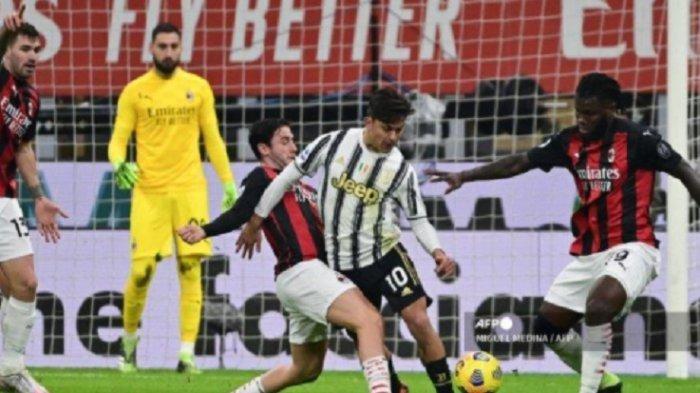 NONTON TV ONLINE Juventus vs SPAL Perempat FinalCoppa Italia, Live Streaming TVRI Gratis di Sini