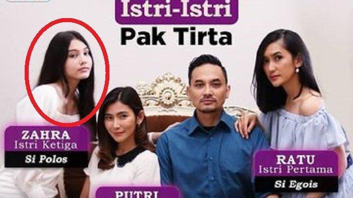 Penyesalan Lea Ciarachel Pemeran Zahra di SHI Indosiar 'Kalo Dikasih Tahu Aku Gak Bakal Ambil'
