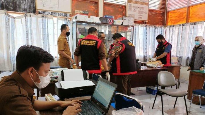 Dugaan Korupsi Dana LPDB-KUMKM, Kejari Geledah Kantor Disnaker Parepare