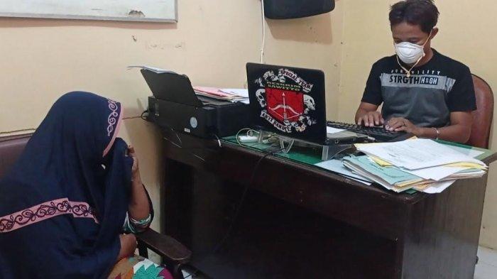 Pengakuan Pelaku Pencurian di Pasar Sentral Pinrang, Terpaksa Mencuri Demi Biayai Kebutuhan Anak