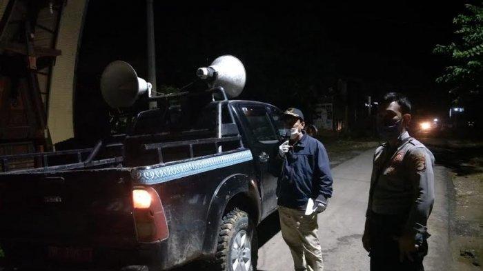 Lawan Corona, Ini Upaya Pemerintah Kelurahan Tongsang Tana Toraja