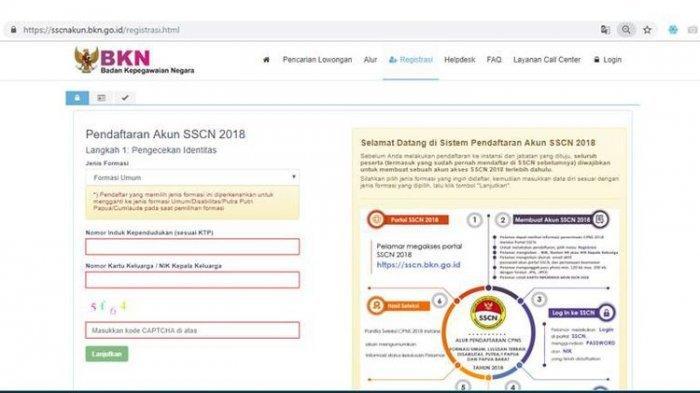 UPDATE Pendaftaran PPPK di sscasn.bkn.go.id & ssp3k.bkn.go.id, Petunjuk Teknis P3K Download Disini!