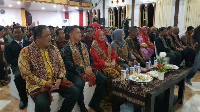 Ribuan Umat Kristiani Rayakan Natal Oikumene di Gereja Toraja Mamuju