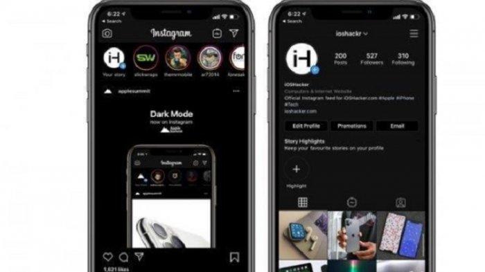 Mau Tampilan Facebook Whatsapp Jadi Hitam Hemat Baterai Intip Cara Mudah Aktifkan Dark Mode Surya Malang