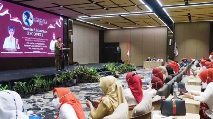 Sekprov Sulsel Abdul Hayat Lantik Dewan Pengurus Daerah Perempuan Indonesia Maju Provinsi Sulsel - perempuan-indonesia-maju.jpg