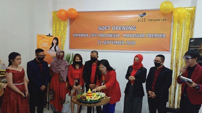 Hanwha Life, Asuransi Jiwa Asal Korsel Buka Kantor di Makassar