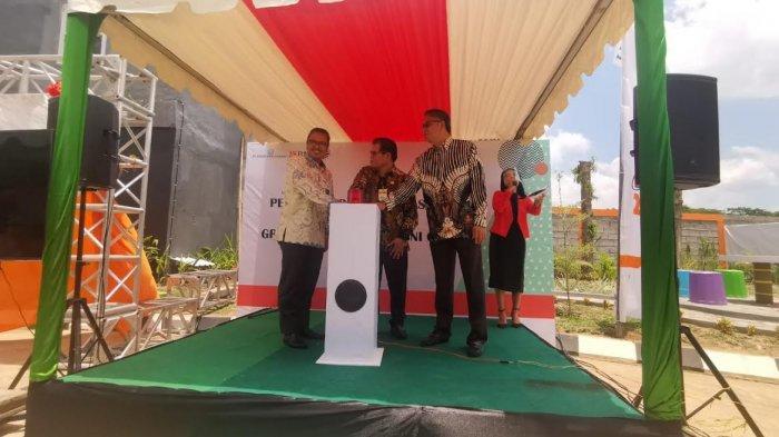 Perumahan Kluster Griya Phinisi, BNI Siapkan Pembiayaan KPR Bagi Civitas UNM