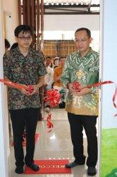 Pembimas Buddha Sulsel Resmikan Sekolah Buddhis Pertama di Makassar