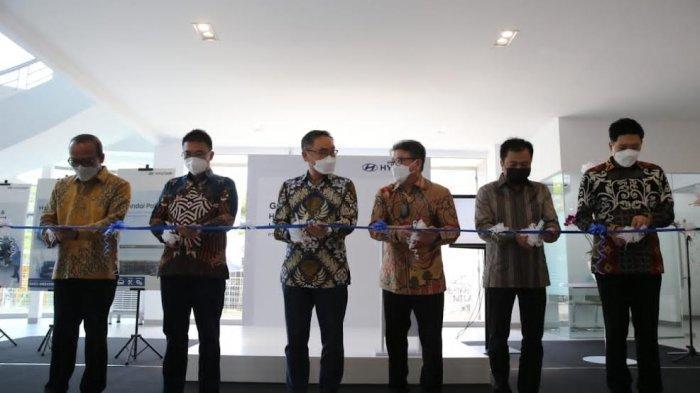 Showroom Hyundai Pettarani Galesong Dilengkapi Fasilitas 3S