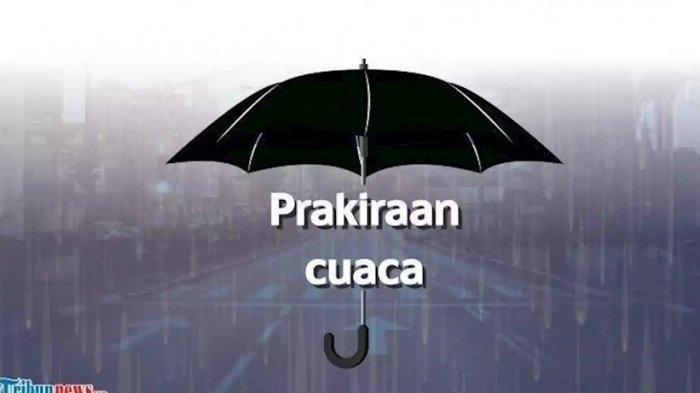 Peringatan Dini BMKG Besok Kamis 13 Februari 2020, Waspada Hujan Petir dan Angin Kencang