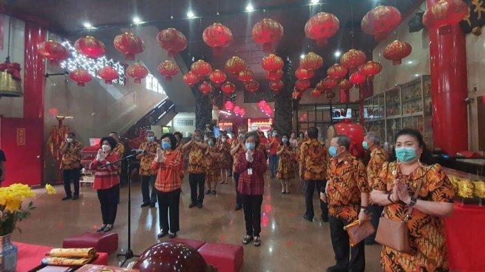 Hari Jadi Dewi Xian Ma Diperingati Sederhana