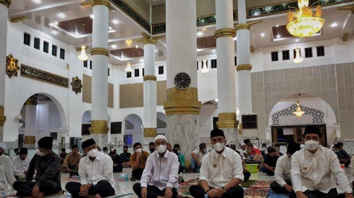 Warga Wajo Sudah Bisa Beribadah di Masjid Saat Ramadan