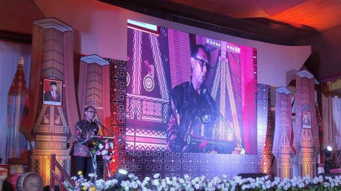 Buka Toraja Highland Festival, Tirta Segara: KPMR Bisa Jadi Solusi Industri Pariwisata