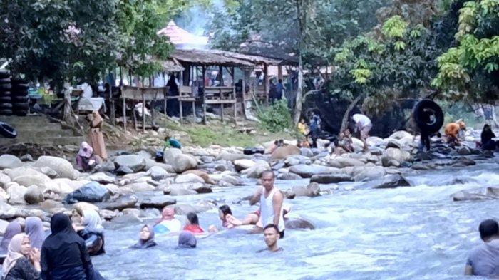 Permandian Latuppa Palopo, Ada Air Terjun dan Kisah Sungai Jodoh